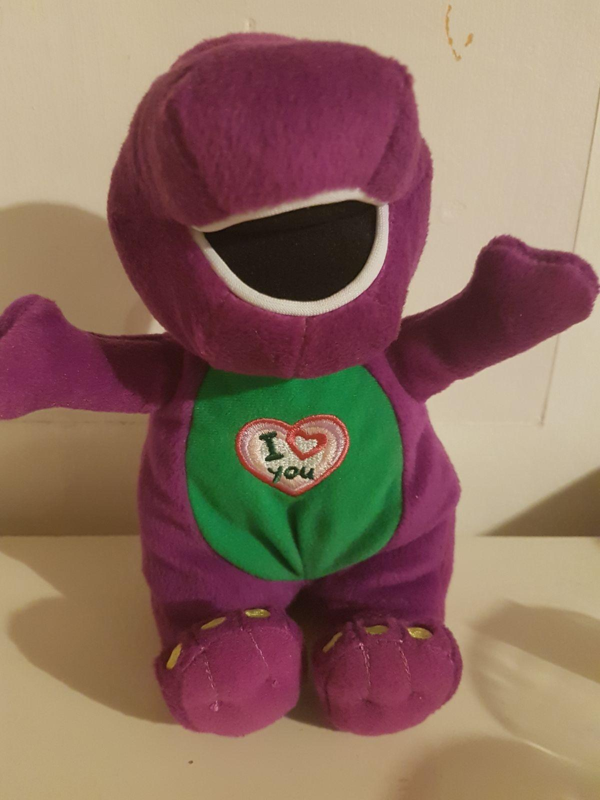 Barney I Love You Extended Version