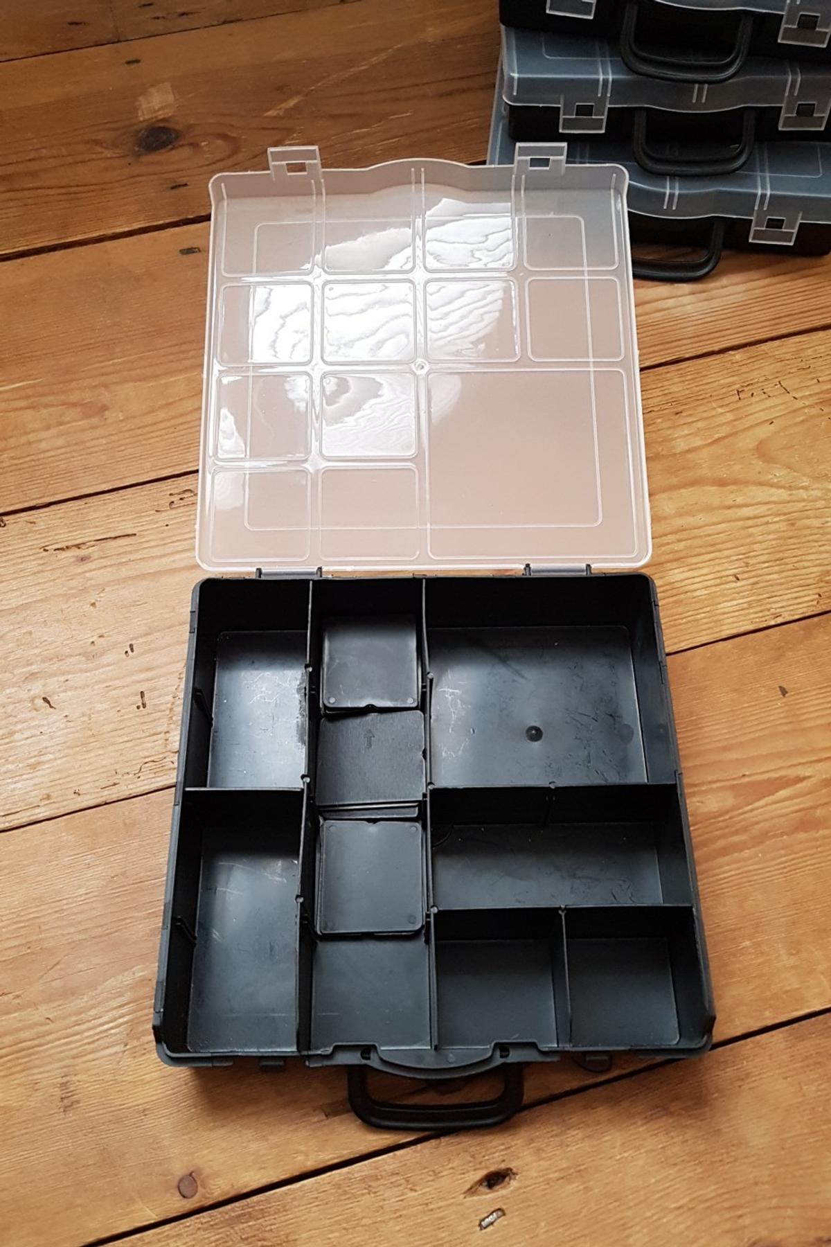 4 Hobby Craft Storage Boxes In Ws11 Cannock Chase For 5 00 For Sale
