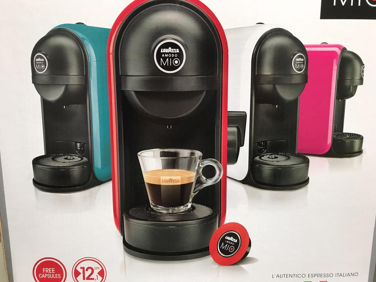 Brand New Lavazza Coffee Machine