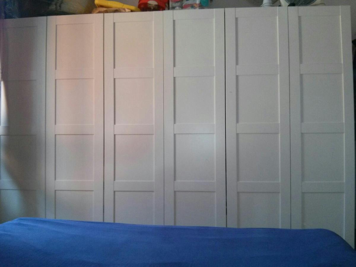 Armadio 6 Ante Ikea.Armadio 6 Ante Ikea Pax In 20133 Milano For 450 00 For Sale Shpock