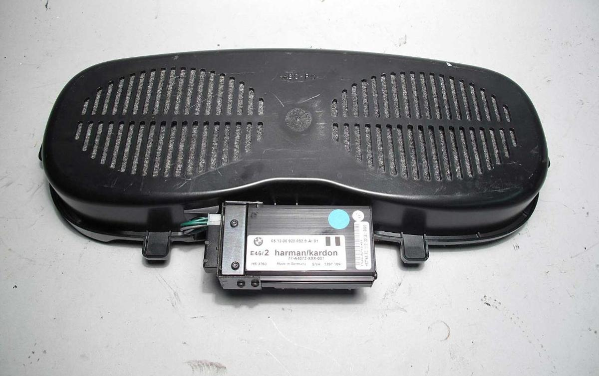 Bmw E46 Coupe Hk Subwoofer In 2700 Wiener Neustadt For 7000 For