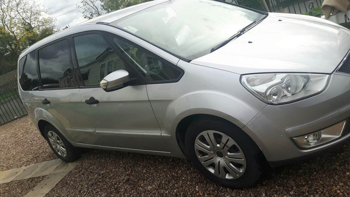 08 Ford Galaxy 7 Seater