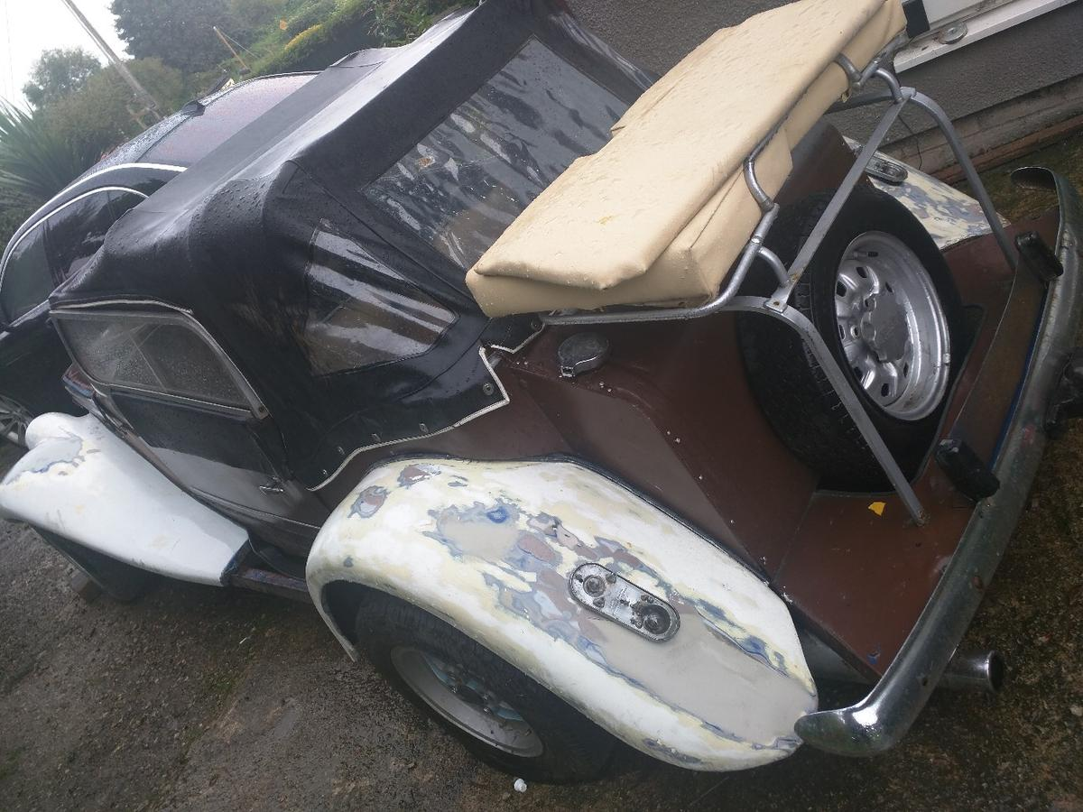 SPARTAN Kit car project in FY5 Wyre for £700 00 for sale - Shpock