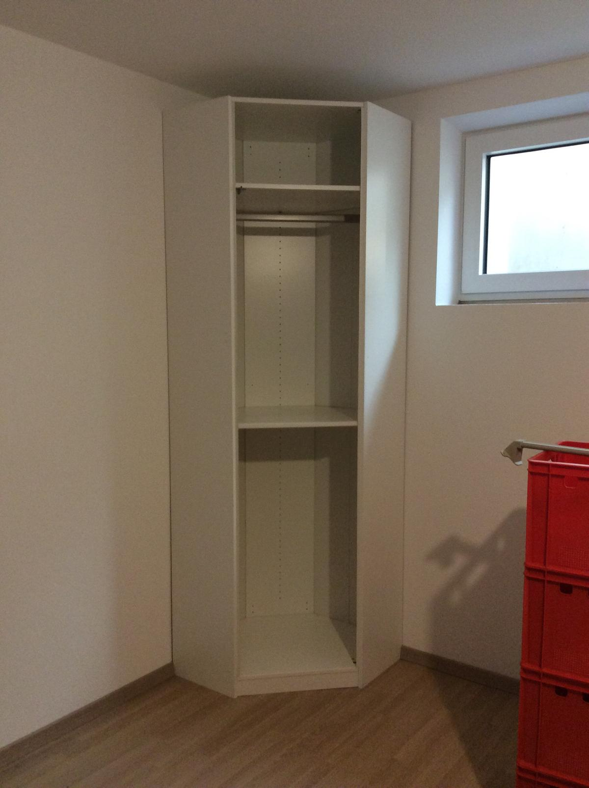 Pax Schrank Eckelement 236 Cm Weiss In 6341 Ebbs For 40 00 For