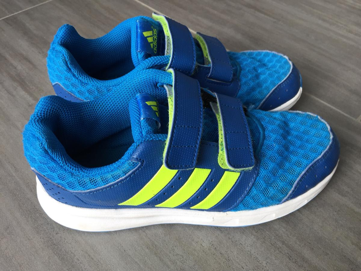 low priced 35447 9f412 Adidas Sneaker Turnschuh Kinder Jungen 32 in 15366 ...
