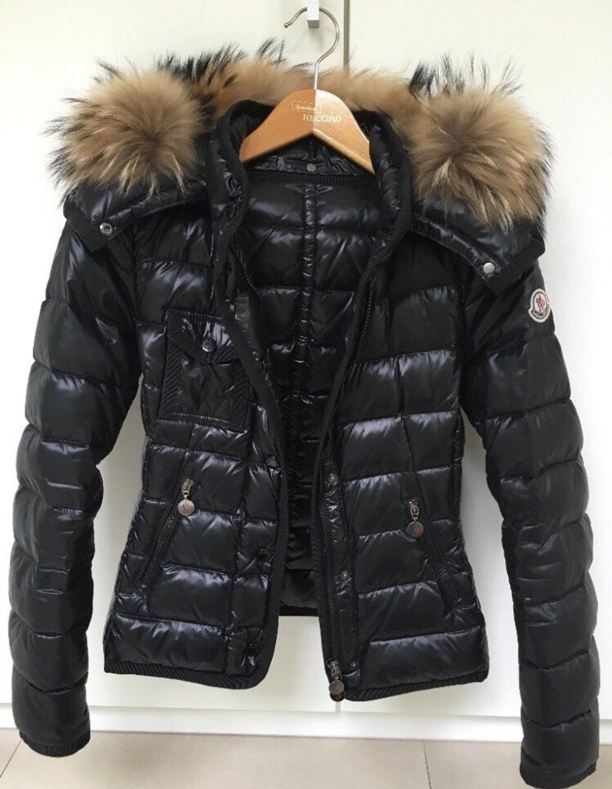 best sneakers e8a5e 993dd Moncler Armoise Gr.0 XS schwarz Top Zustand in 76694 Forst ...