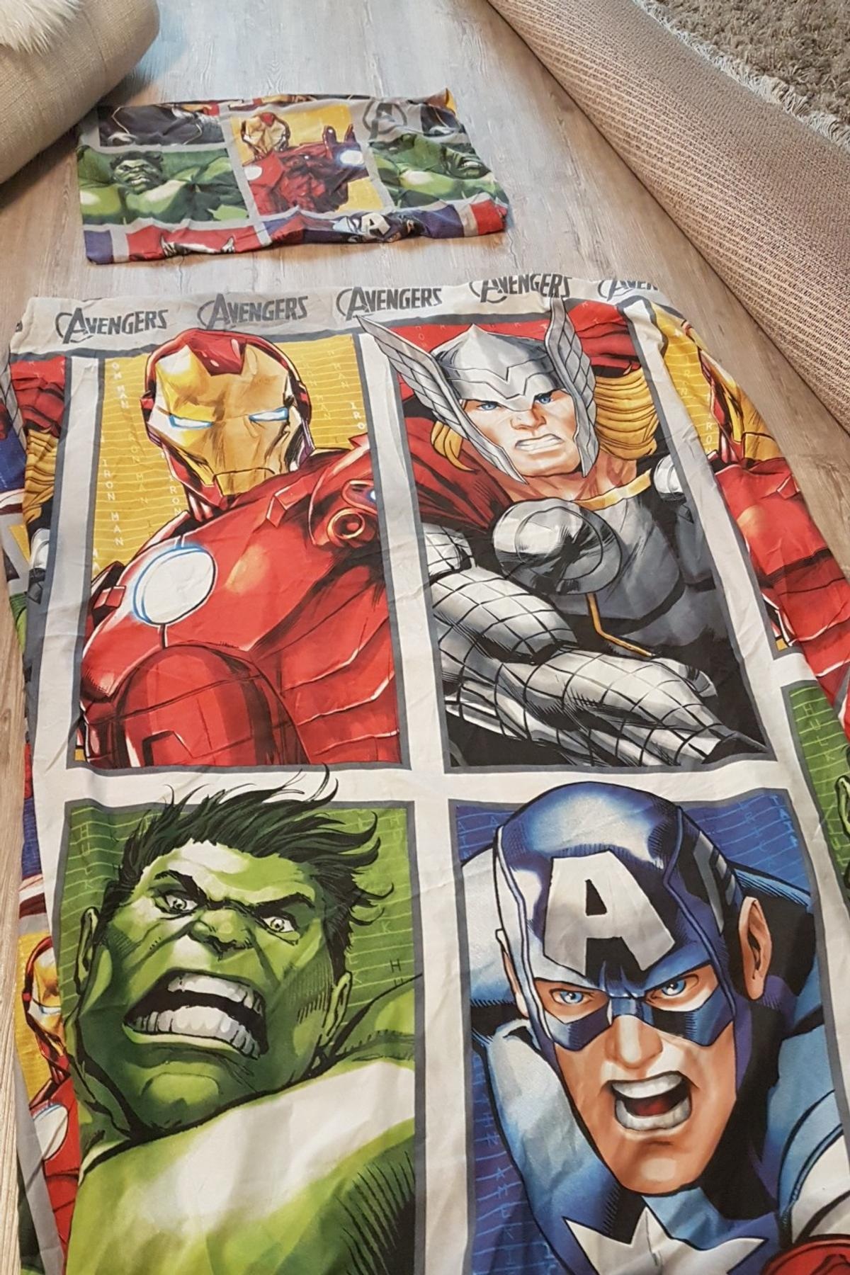 Marvel Avengers Bettwäsche In 23743 Grömitz For 1000 For Sale Shpock