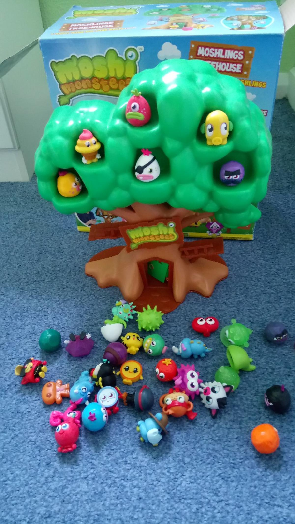 Moshi Monsters Tree House In Ha4 London For 15 00 For Sale Shpock
