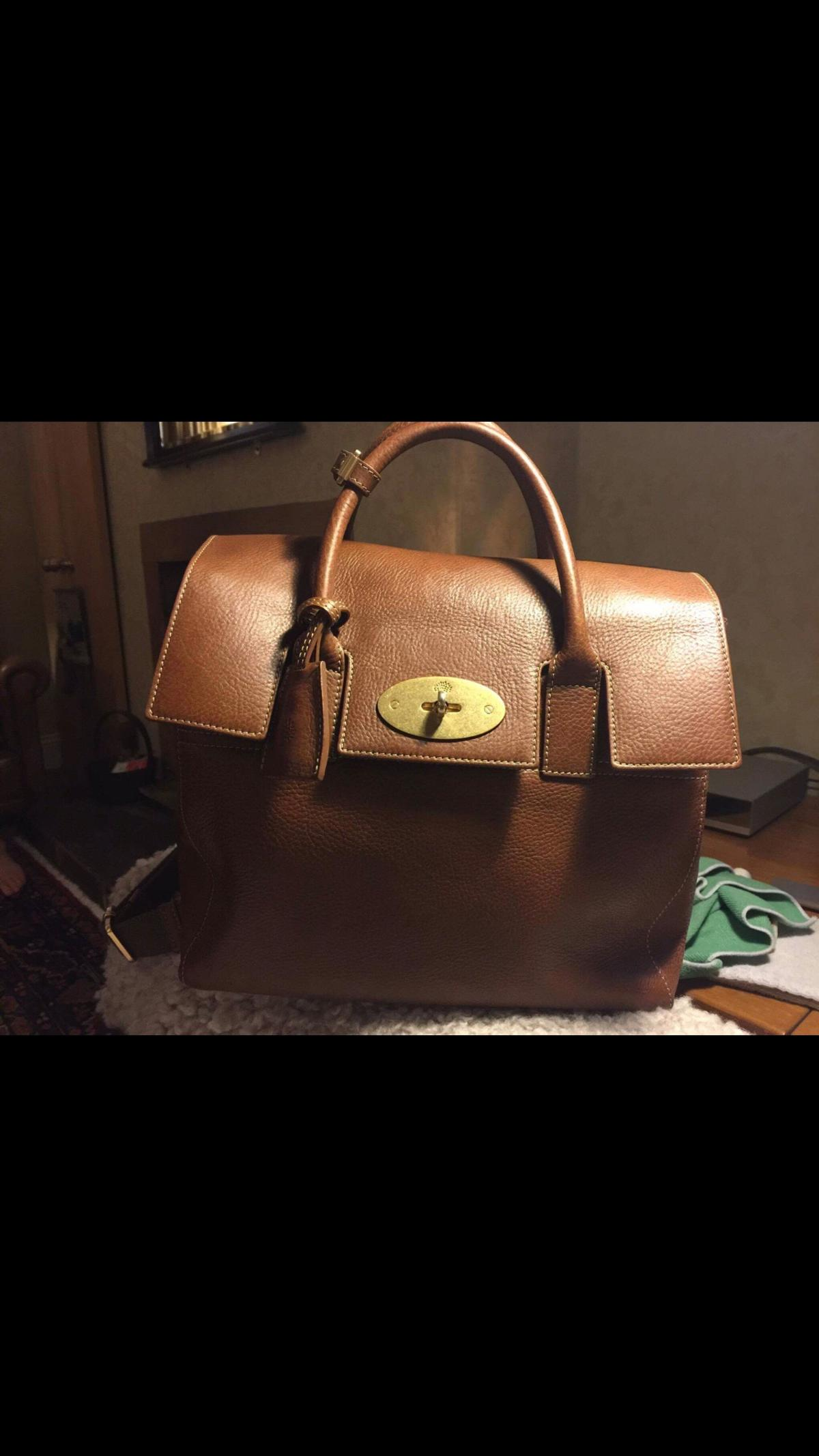 1a3edb5e2a0 Description. Immaculate condition. Hardly used. In oak. Back pack or  handbag .