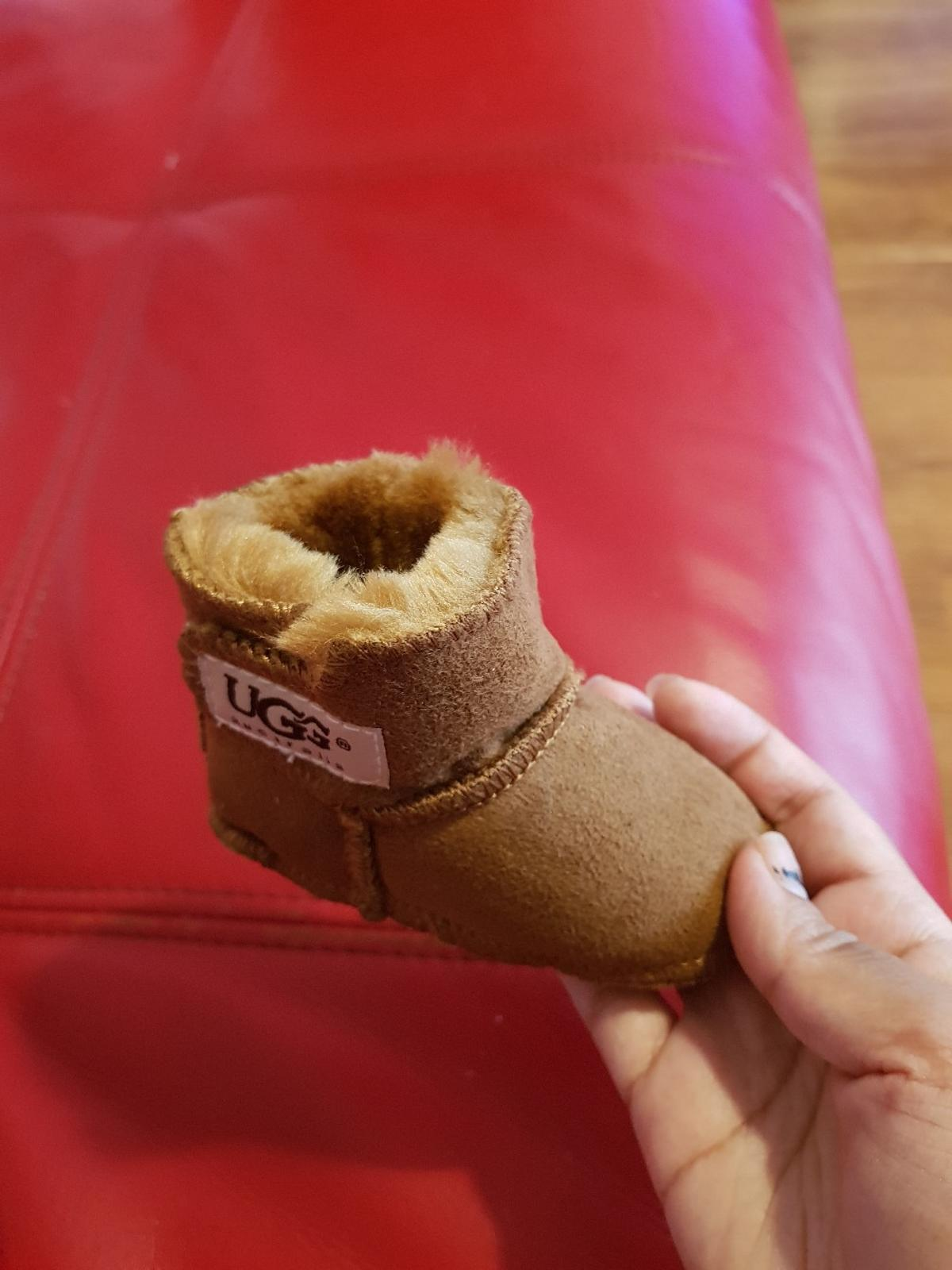 57453ca87b8 Tan/Brown baby UGG Boots in ME5 Chatham for £10.00 for sale - Shpock