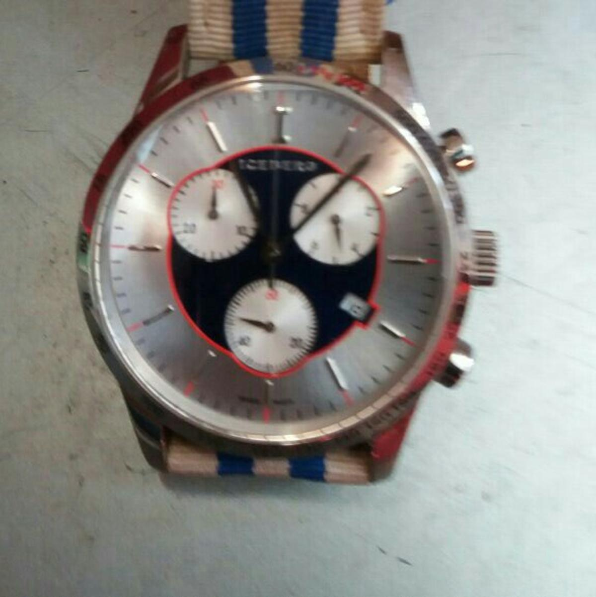 check out 3d9c7 1afe1 Orologio ICEBERG