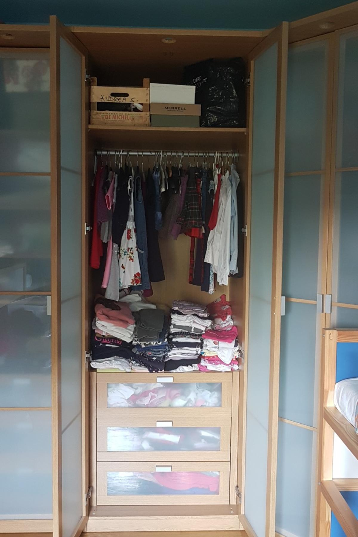 Armadio Hopen Ikea In 20851 Lissone For 15000 For Sale Shpock