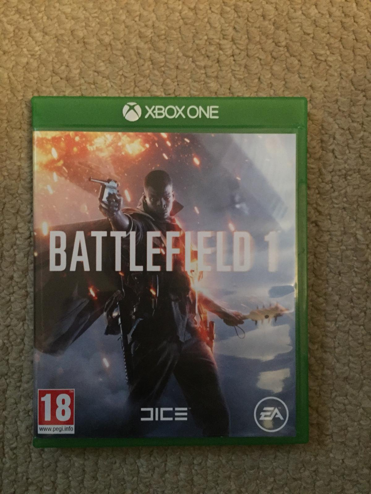 Battlefield 1 Xbox one in Wellow for ...