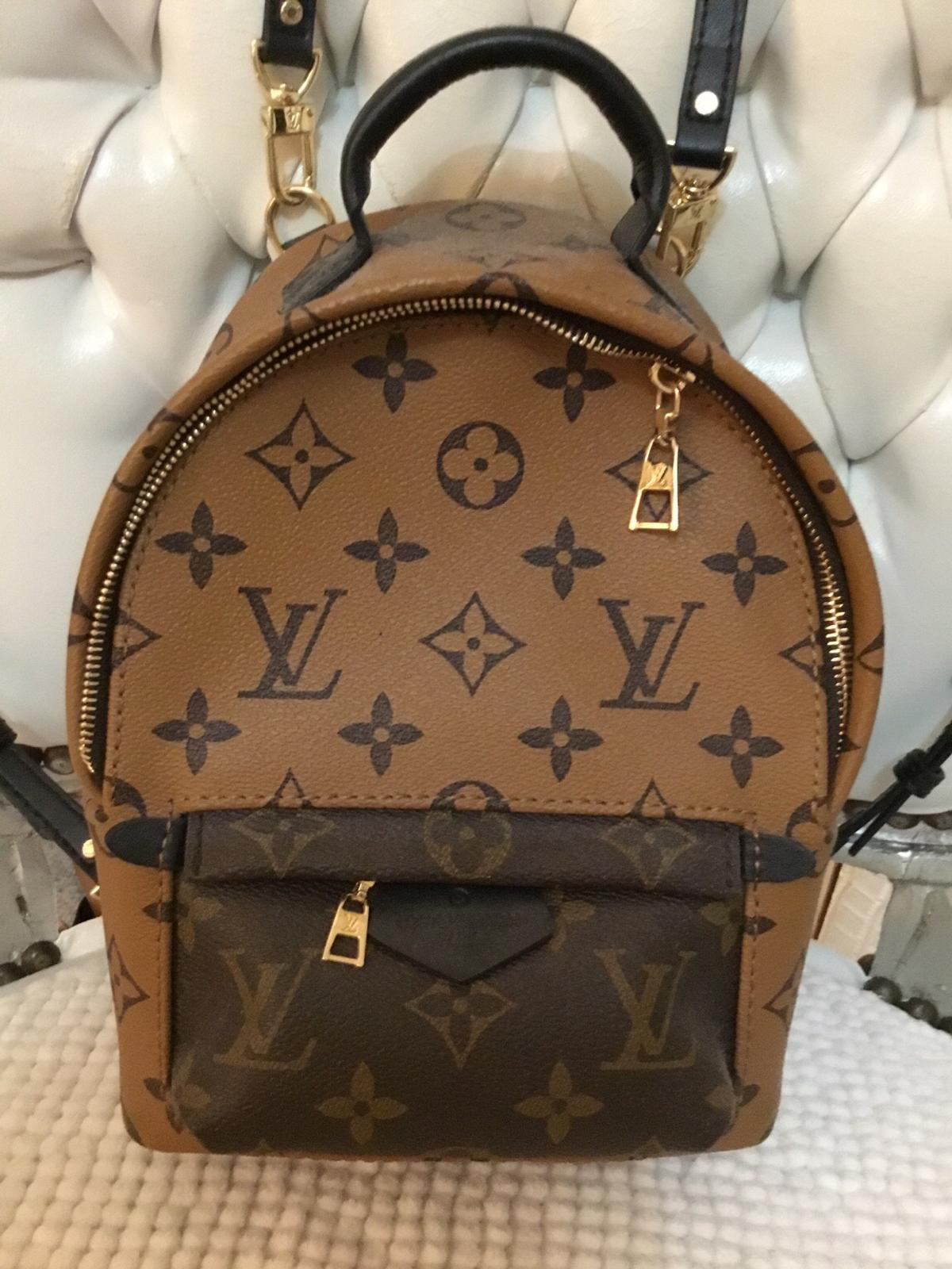 new arrive on feet images of latest Louis Vuitton Mini Backpack in W2 London for £50.00 for sale | Shpock