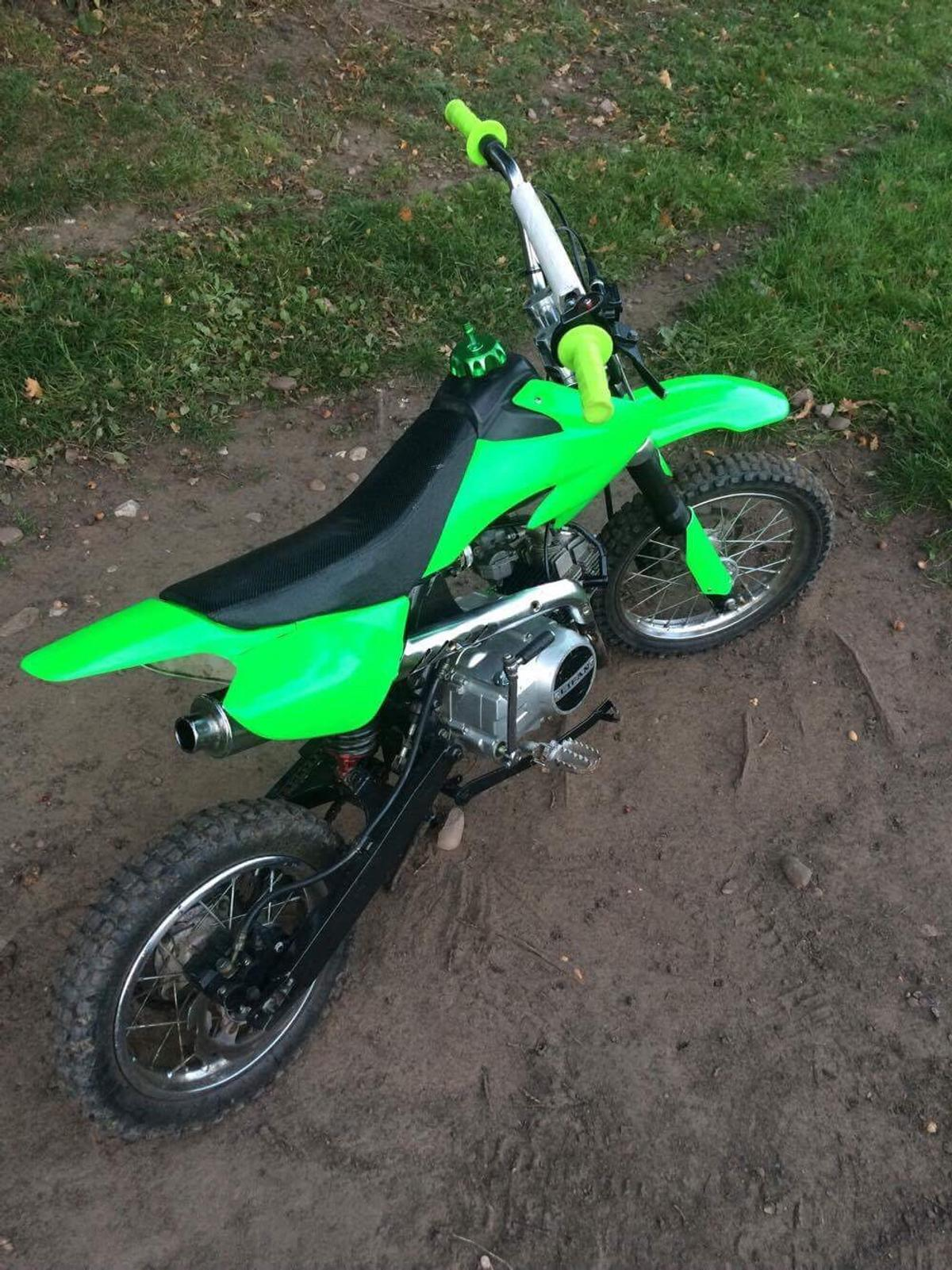 Lifan 125cc pit bike manual in WV10 Wolverhampton for £200 00 for