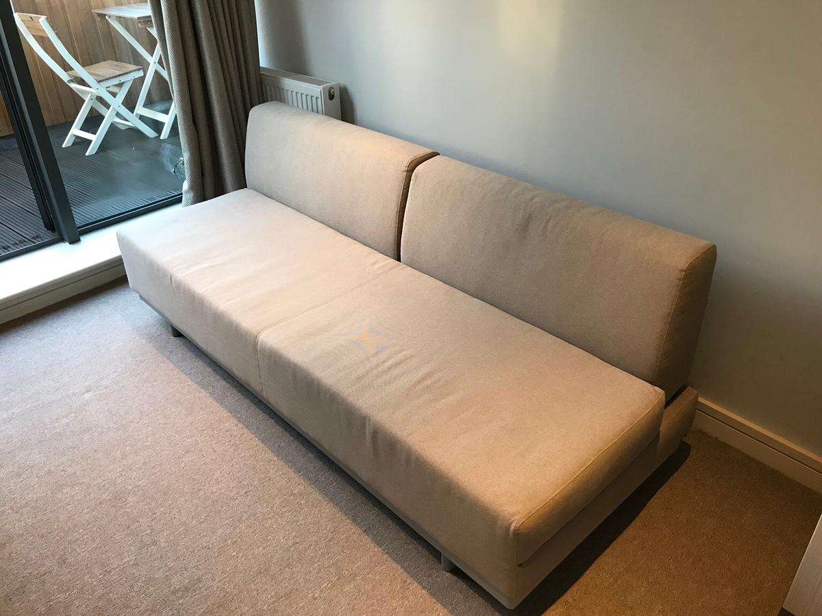 Peachy Muji T2 Sofabed Eco Cotton Costs 750 New In W10 London Home Interior And Landscaping Ologienasavecom