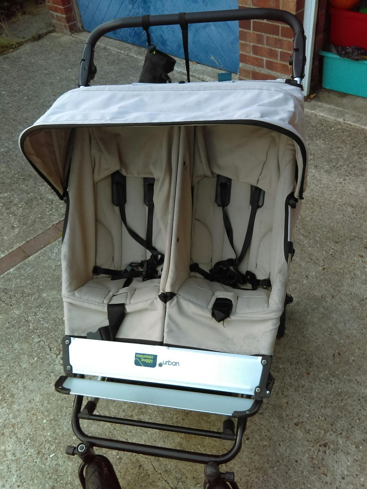 Out n About Nipper Carrycot Rain Cover Original Replacement Part