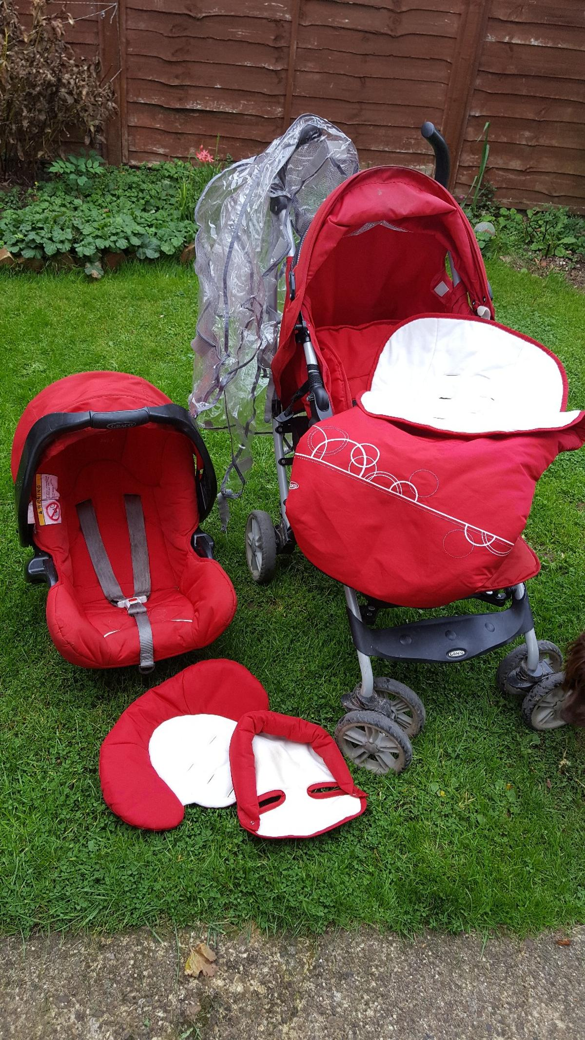 Baby Travel Raincover for Graco Junior Baby Infant Carseat