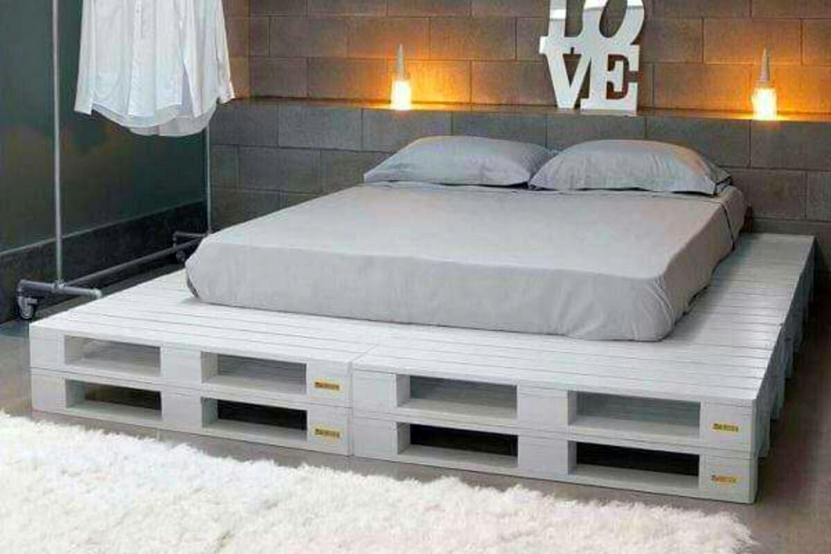 Letto Matrimoniale Pallet.Letto Pallet Wood Lab Milano In 20037 Paderno Dugnano For 99 00