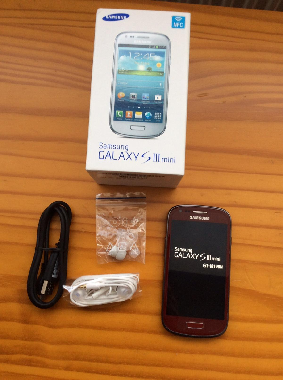 Samsung galaxy s111 mini gt-1819on