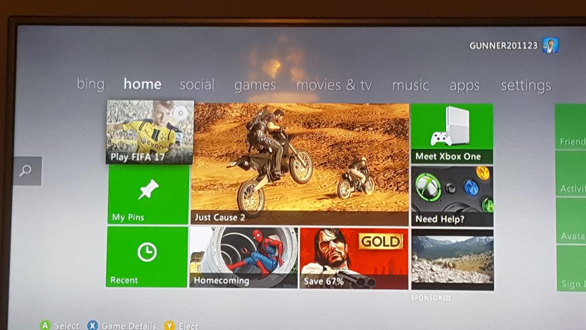 Xbox 360 console 250gb bundle in WV11 Wolverhampton for