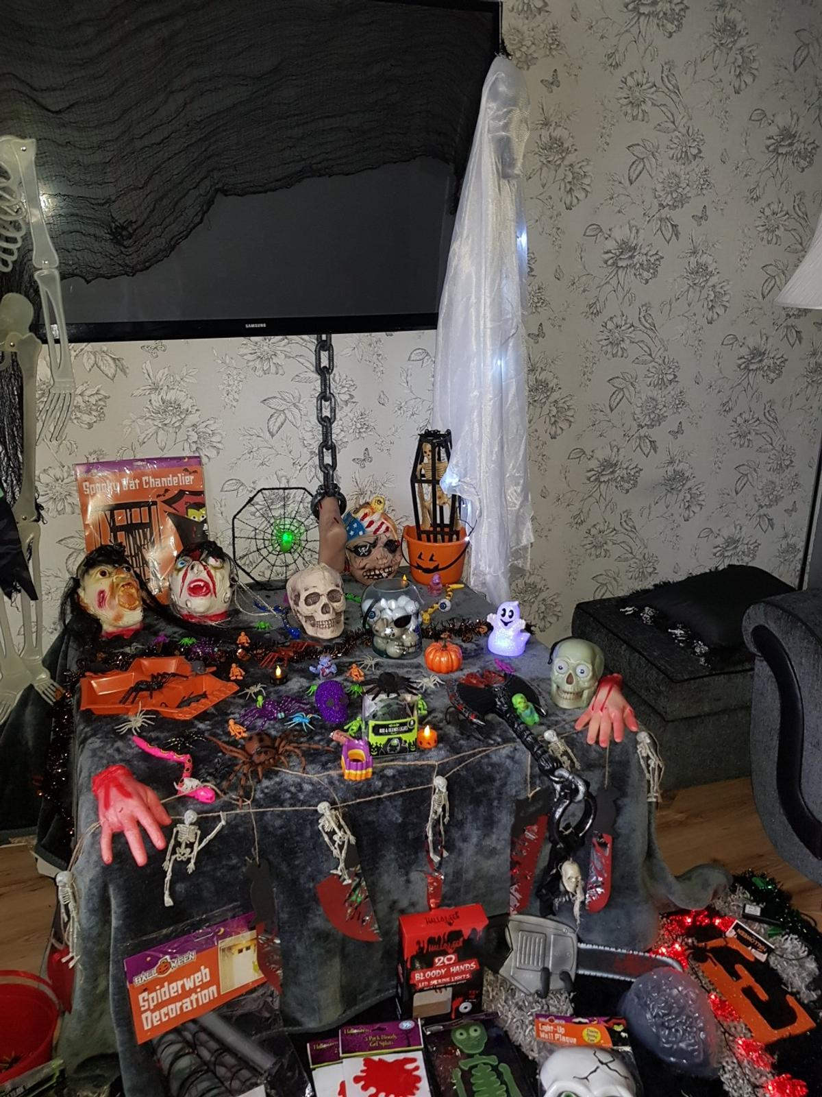 Halloween Decorations In Bl2 Bolton For 30 00 For Sale Shpock