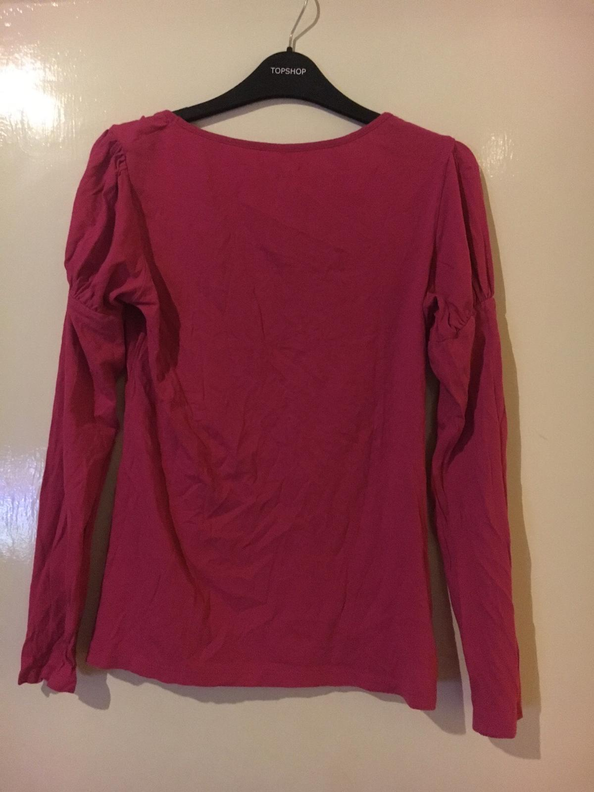 048fb436e8fa6a Ladies bright pink top size 14 in L22 Waterloo for £0.75 for sale ...