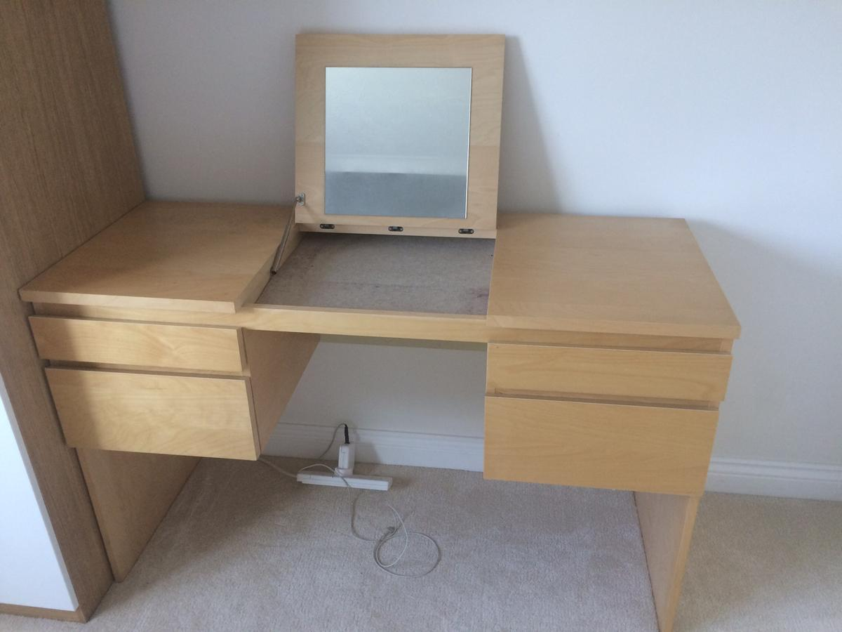 low priced 790be ef9ef IKEA Ransby Dressing Table