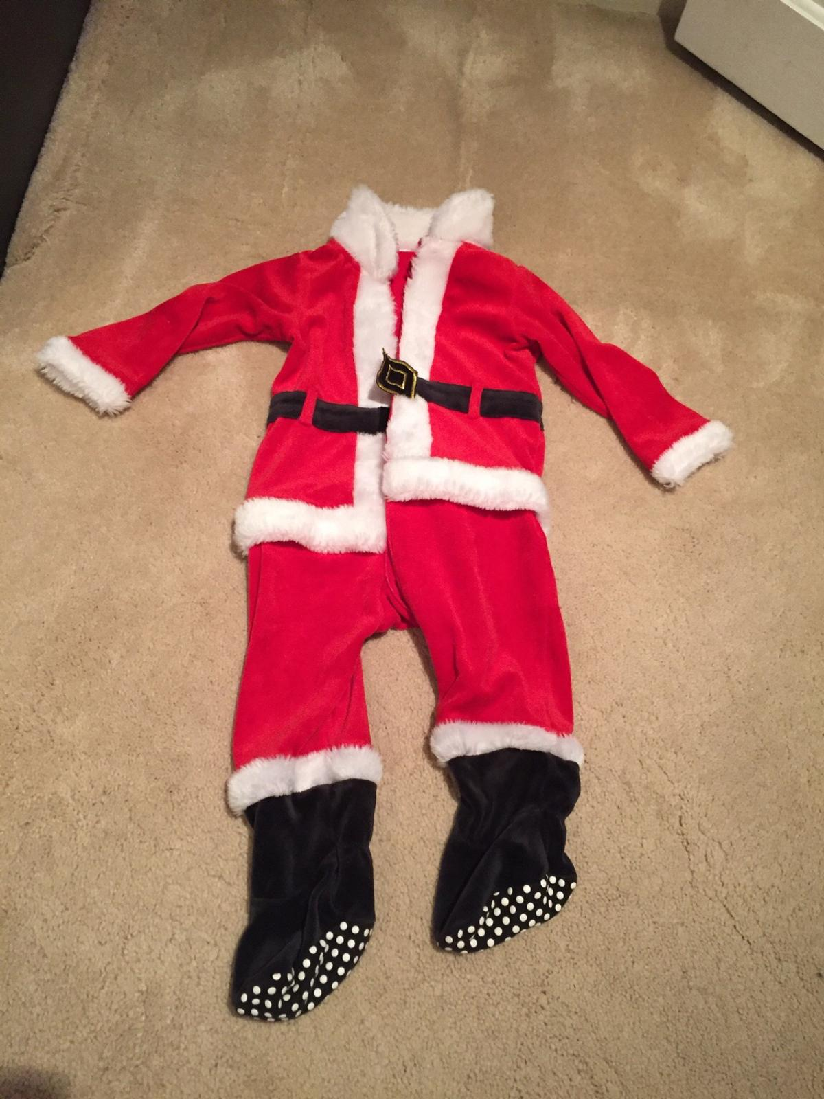 929792ebb Description. Mothercare baby Santa outfit, prefect for Christmas. 12 to 18  months ...