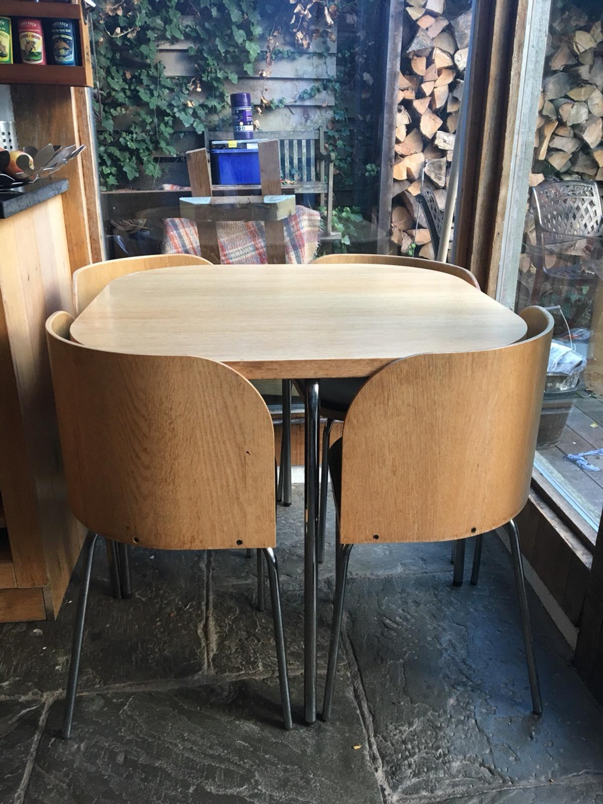 Ikea Fusion Table And Chairs In Cr3 Warlingham For 50 00 For Sale Shpock
