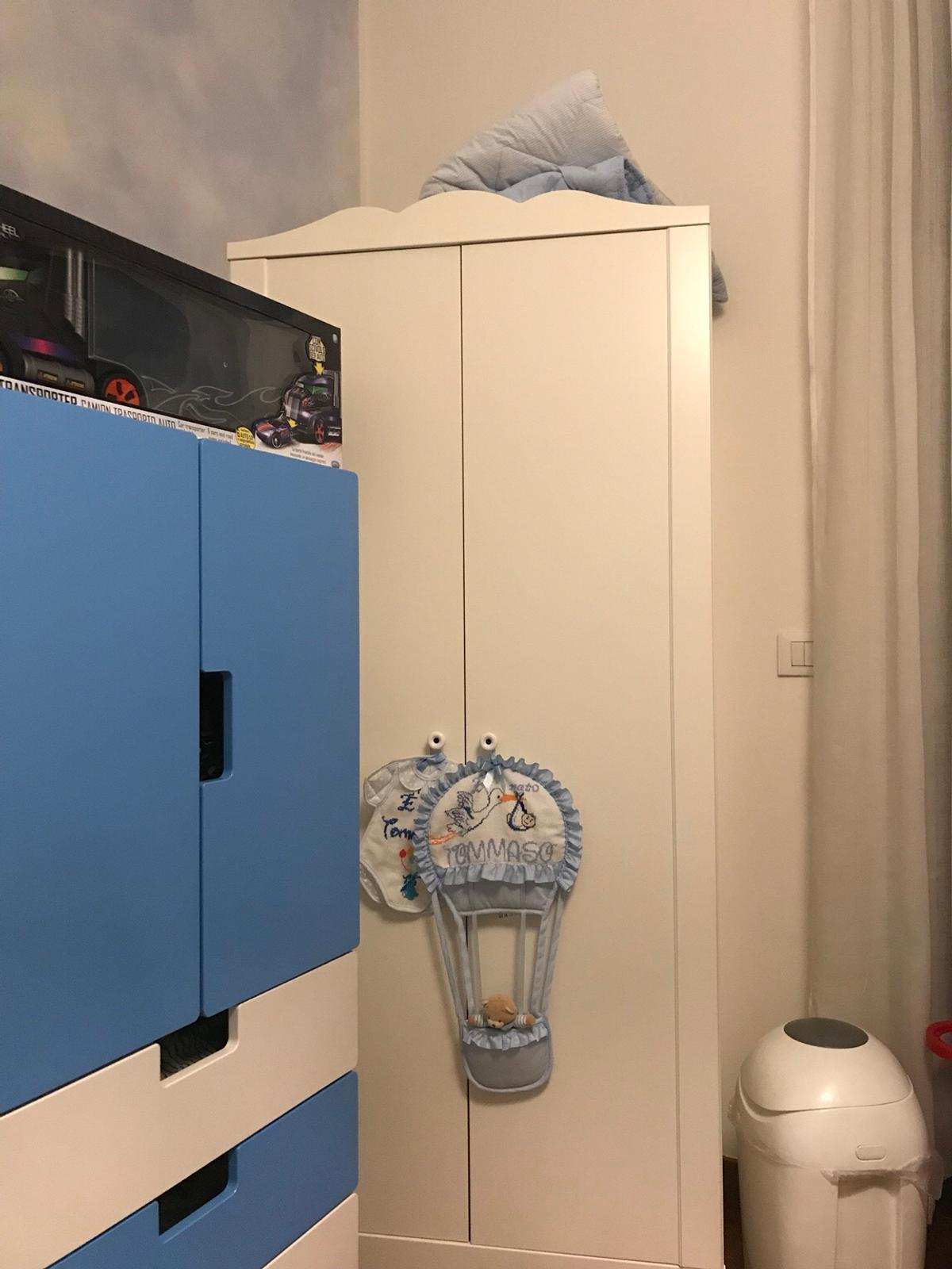 Armadio Per Cameretta Usato.Armadio Cameretta Ikea Hensvik In 20811 Cesano Maderno For 50 00 For Sale Shpock