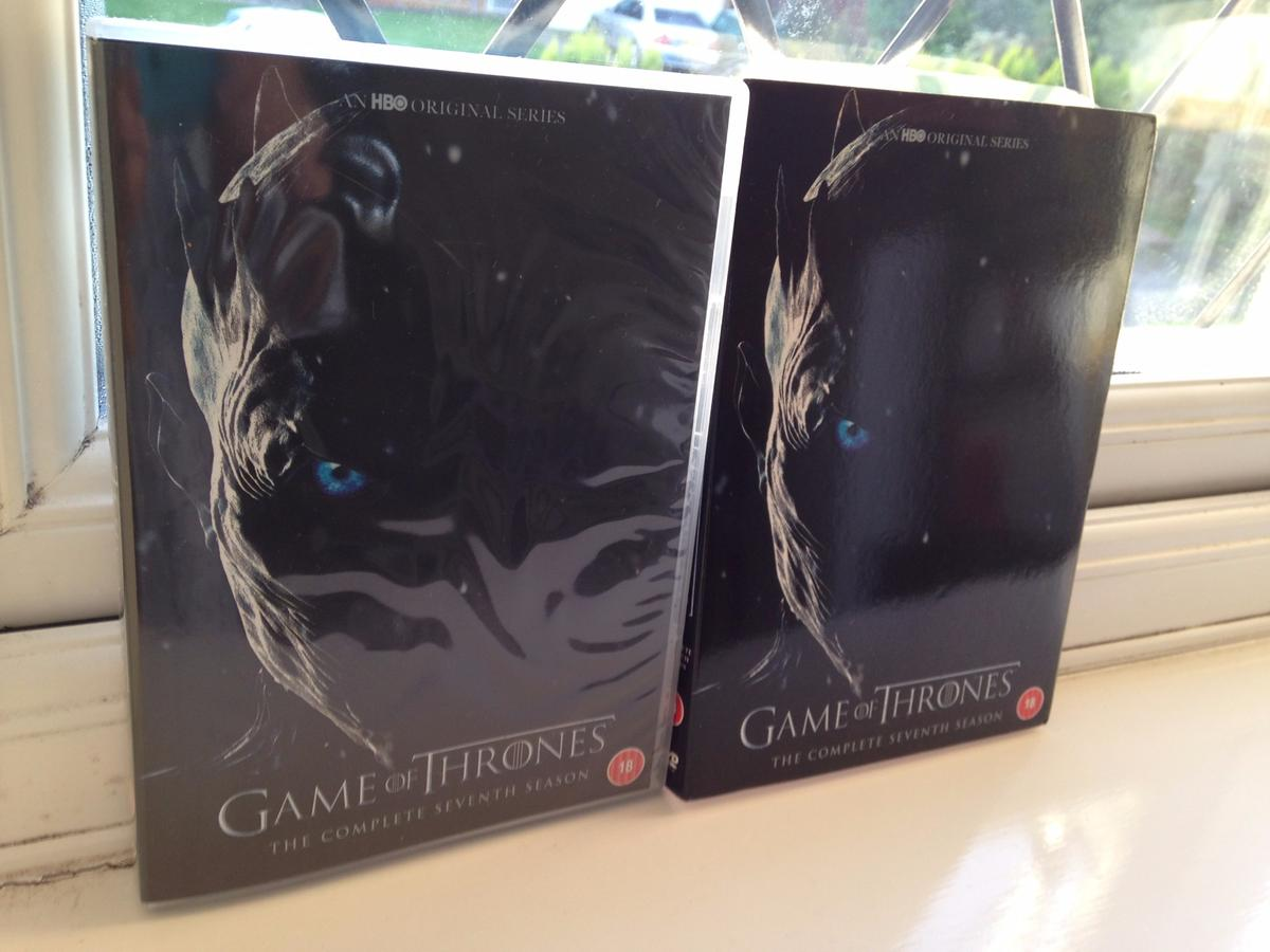 Game of Thrones Season 7 DVD in CV1 Coventry for £7 89 for
