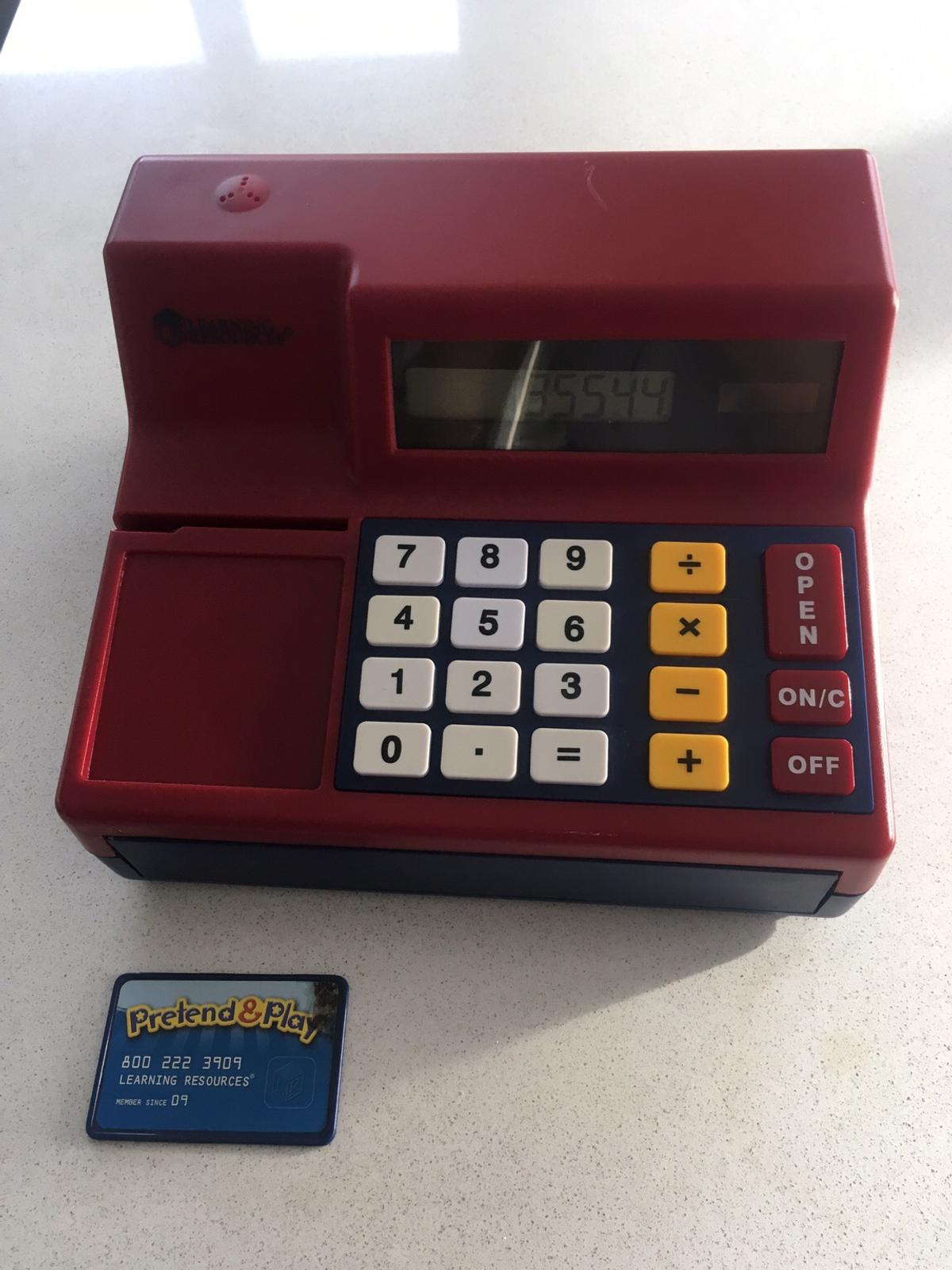 Pretend And Play Cash Register In Wf8 Pontefract For 1000 For Sale