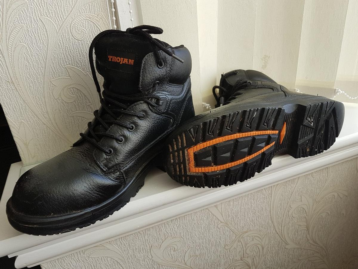 abec2a8a38e Trojan 06G98 steel cap leather boots in BS13 Bristol for £29.00 for ...
