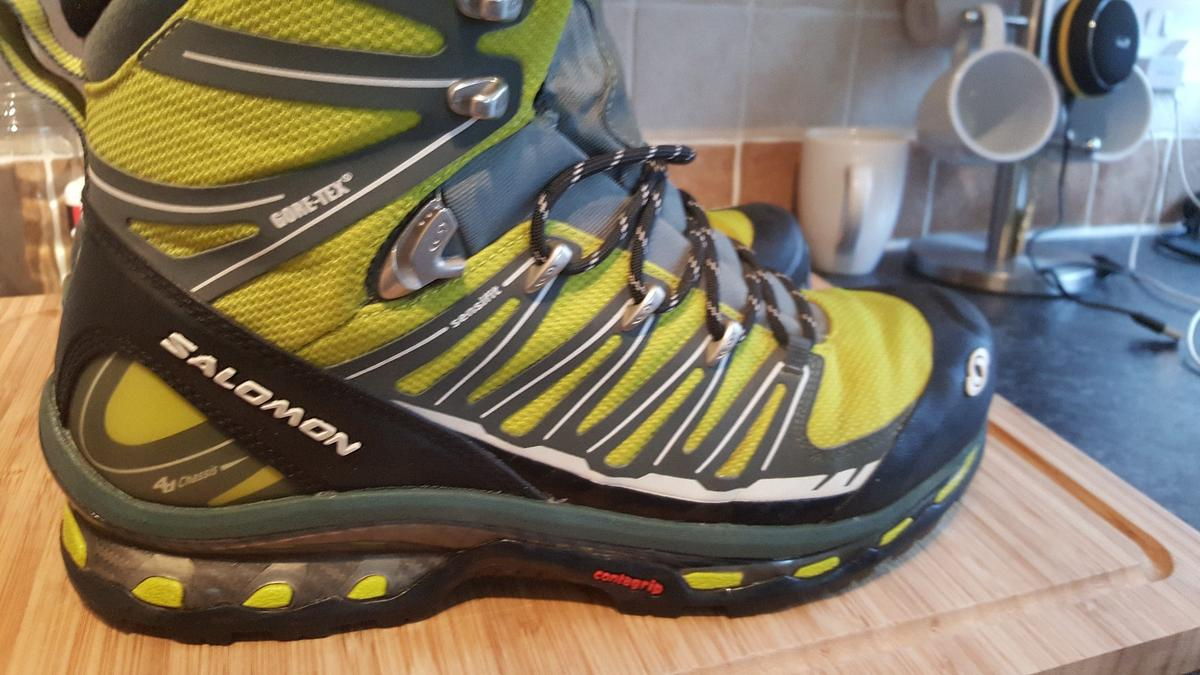 vente chaude en ligne 0c5c8 2f7a7 Salomon cosmic 4d GTX hiking boot 10 in WF5 Ossett for ...