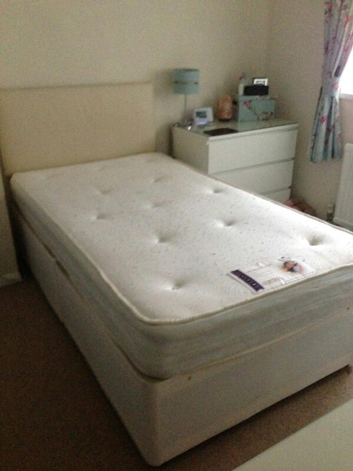cheaper 34a01 d1d51 3ft 6 large single bed