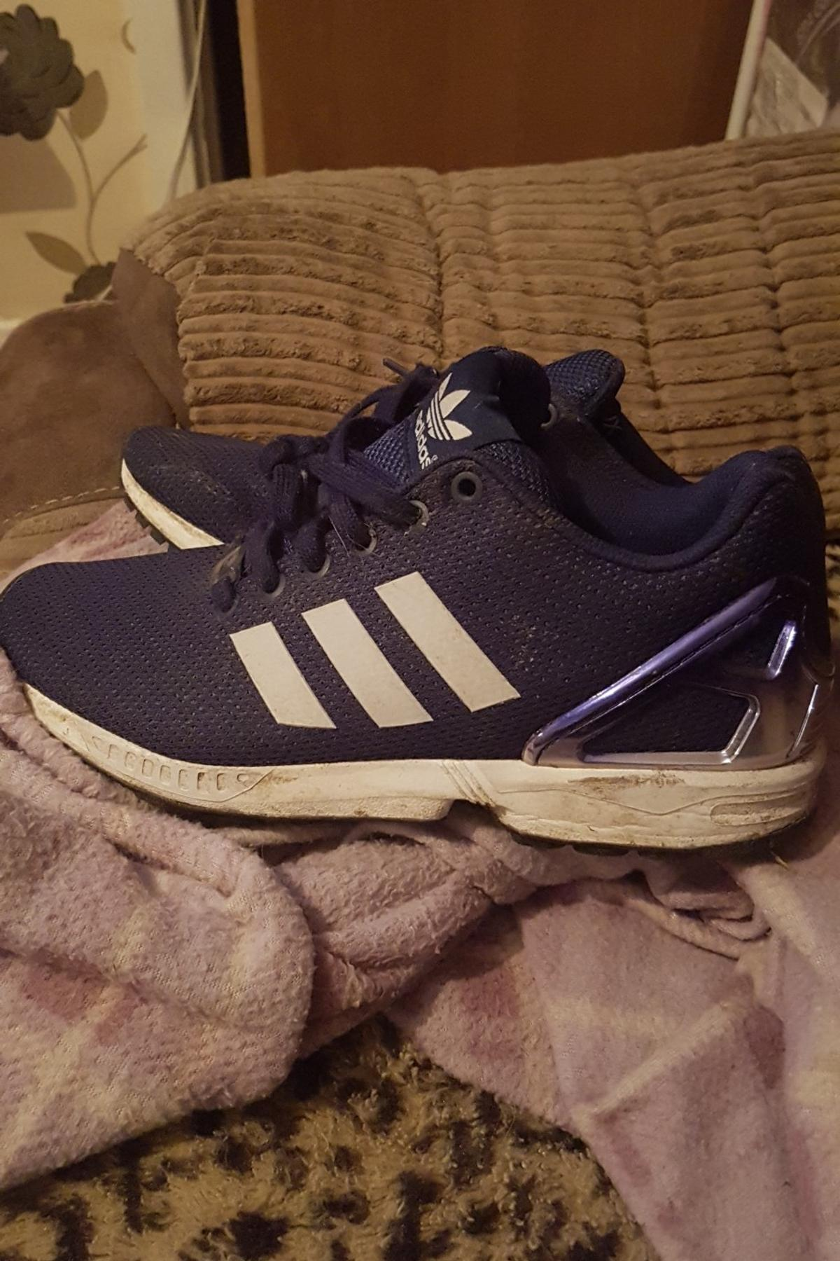salado Equipo de juegos Hito  Adidas Torsion zx flux trainers in Doncaster for £40.00 for sale   Shpock