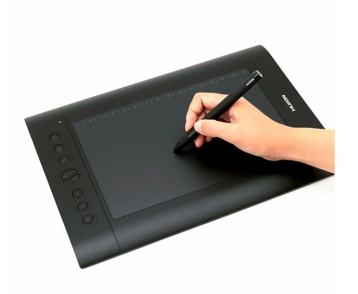 Huion H610 Pro Graphics Drawing Pen Tablet in S10 Sheffield