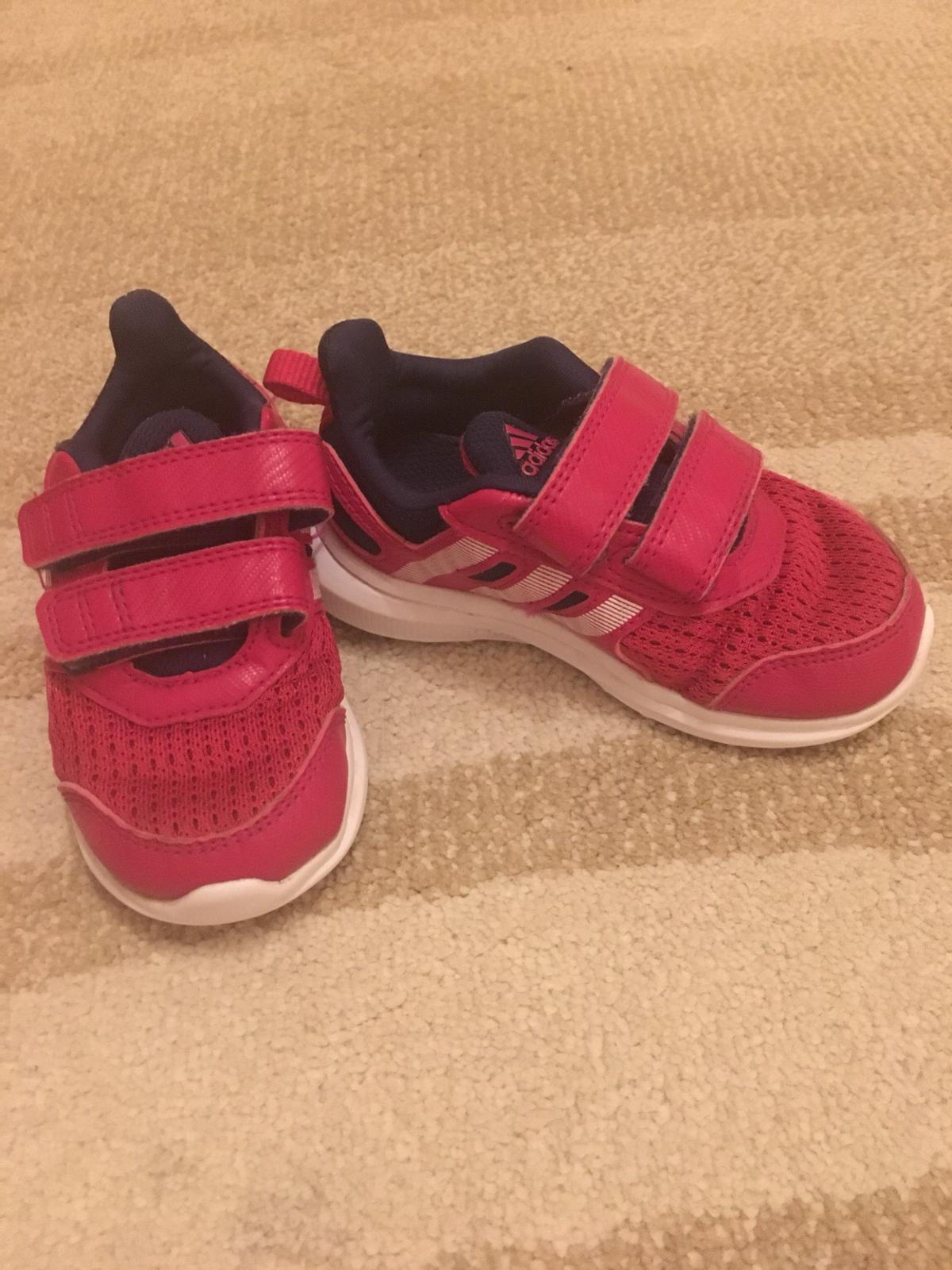 new product 96140 2be32 Adidas Mädchen Schuhe pink gr 23