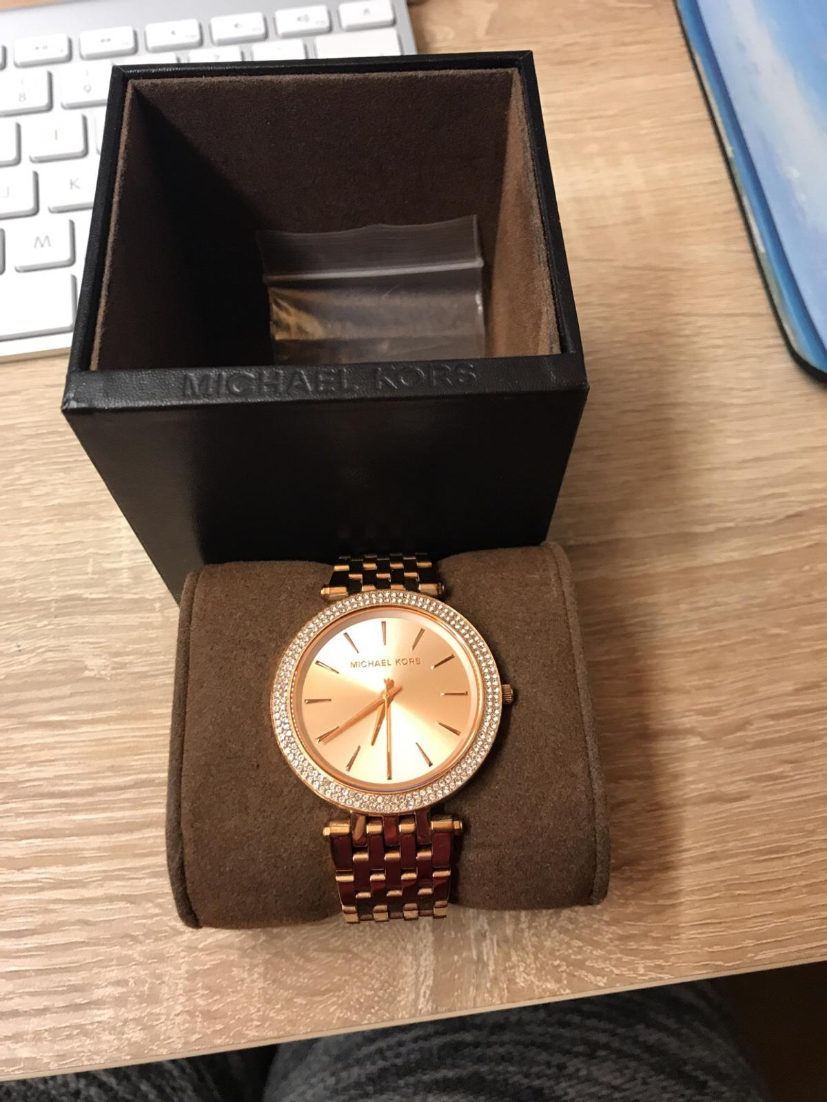 Originale Michael kors Uhr, Rose Gold