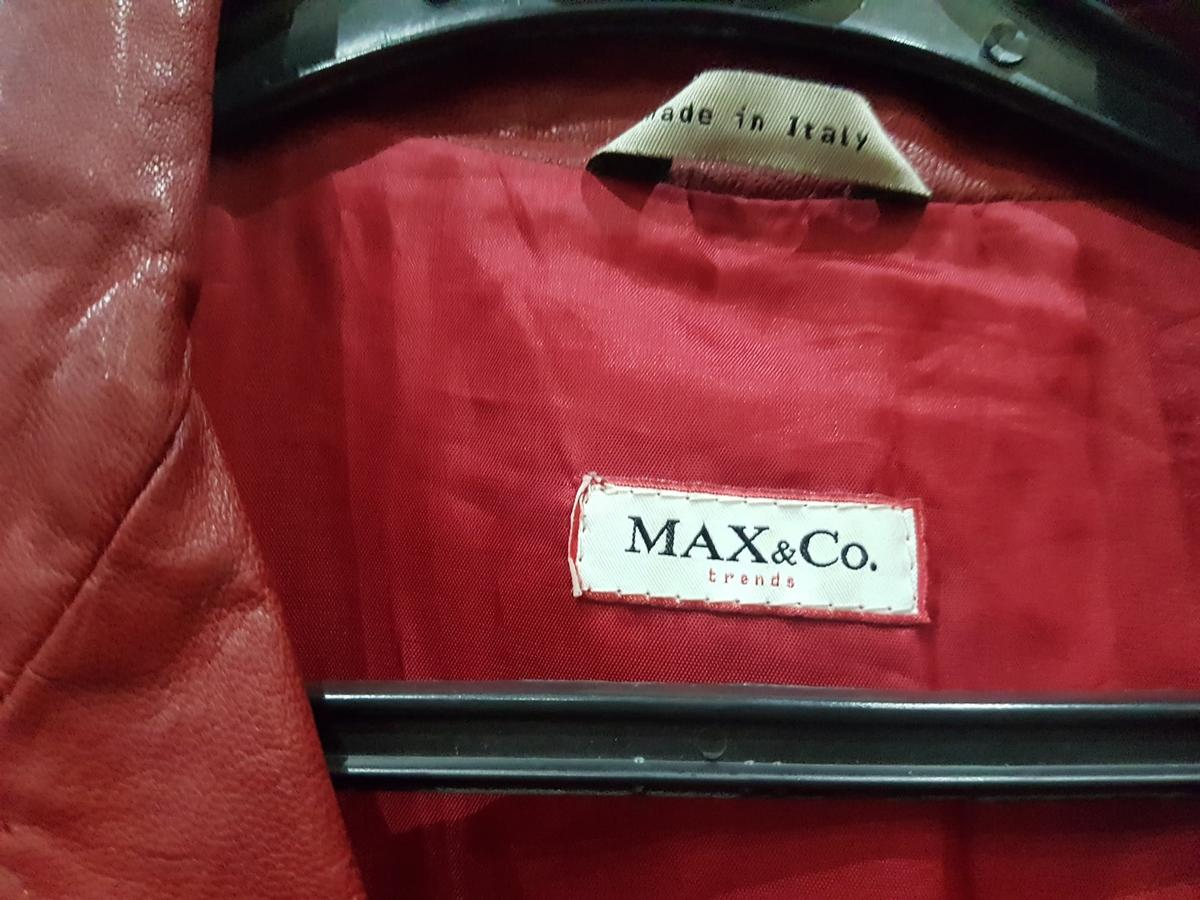 competitive price 05732 3f392 Max & Co giacca pelle in 20129 Milano for €50.00 for sale ...