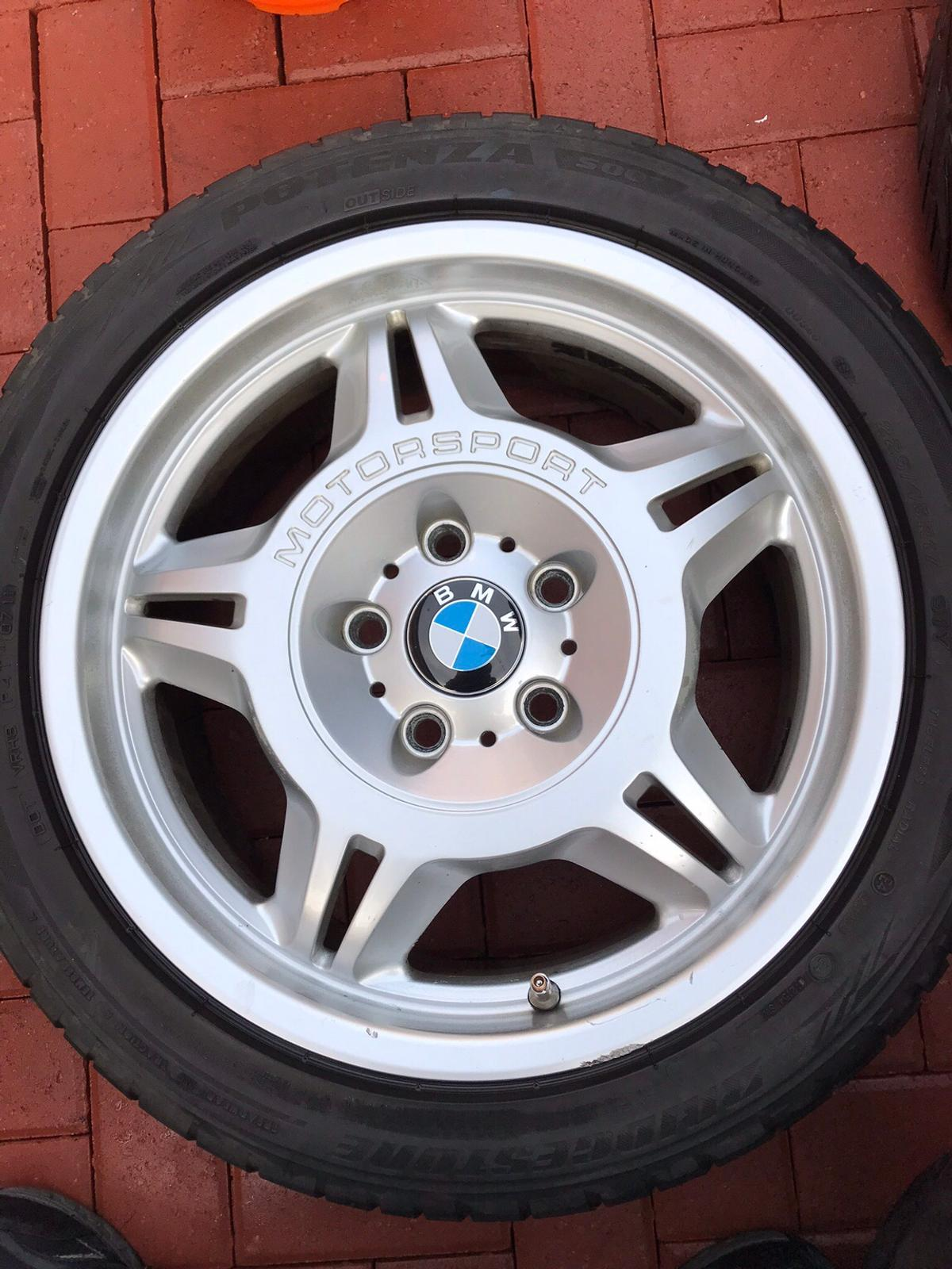 Bmw E36 M3 Evo Alloy Wheels Fit E46 Z3 5x120 In Ol9 Chadderton For 210 00 For Sale Shpock