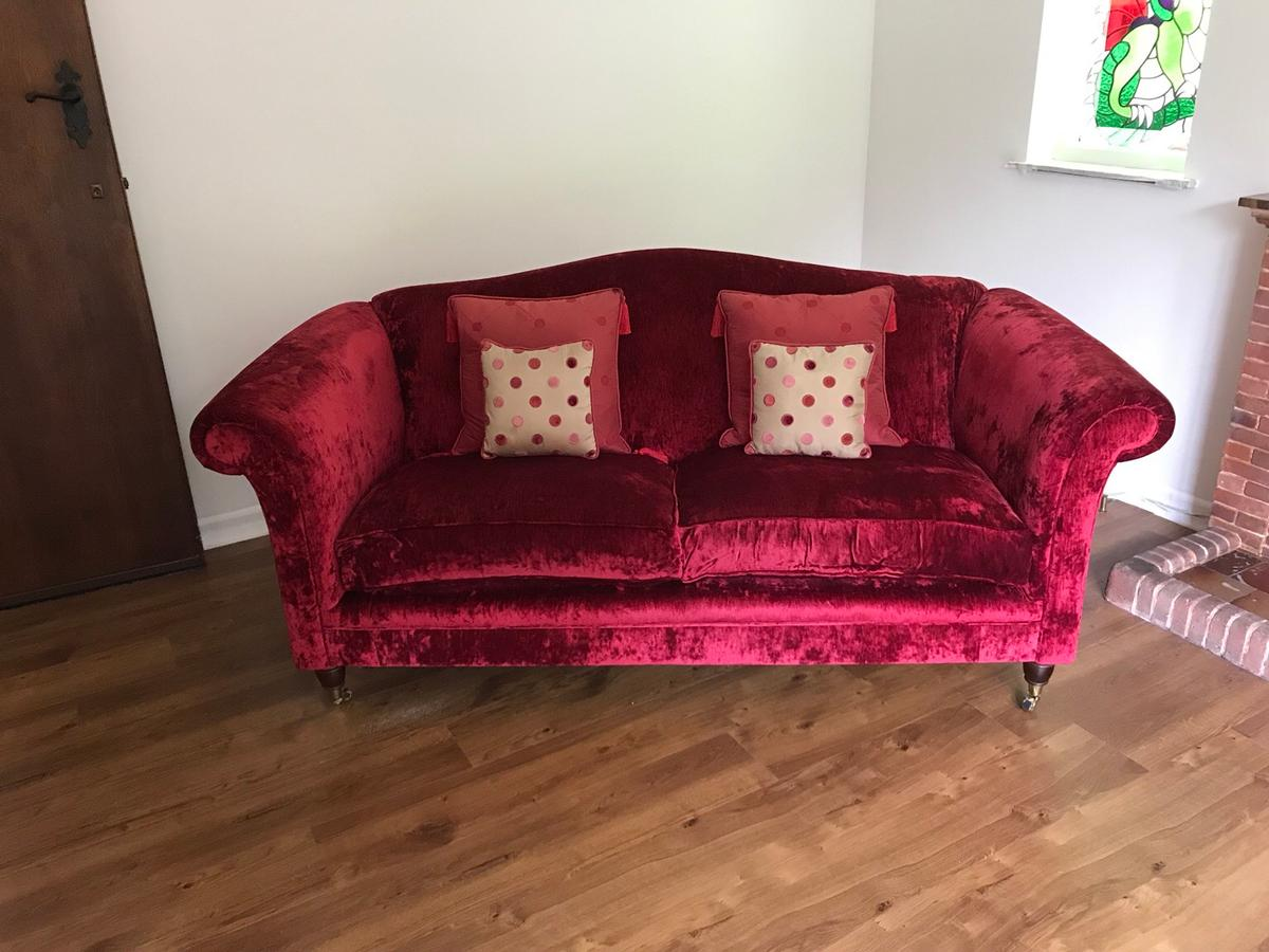 Super Laura Ashley Sofa 3 Seater In Br1 Bromley For 600 00 For Forskolin Free Trial Chair Design Images Forskolin Free Trialorg
