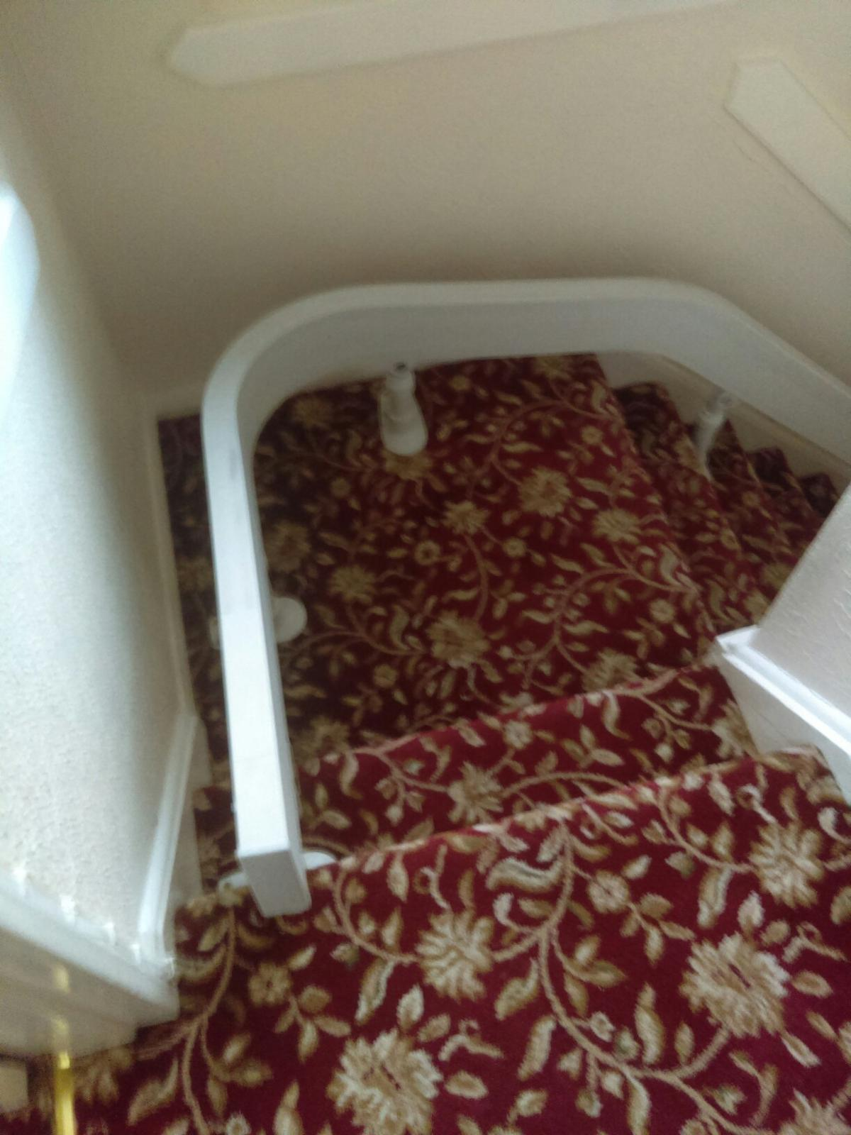 Brooks Curve 180 Stair lift in WV12 Willenhall for £75 00