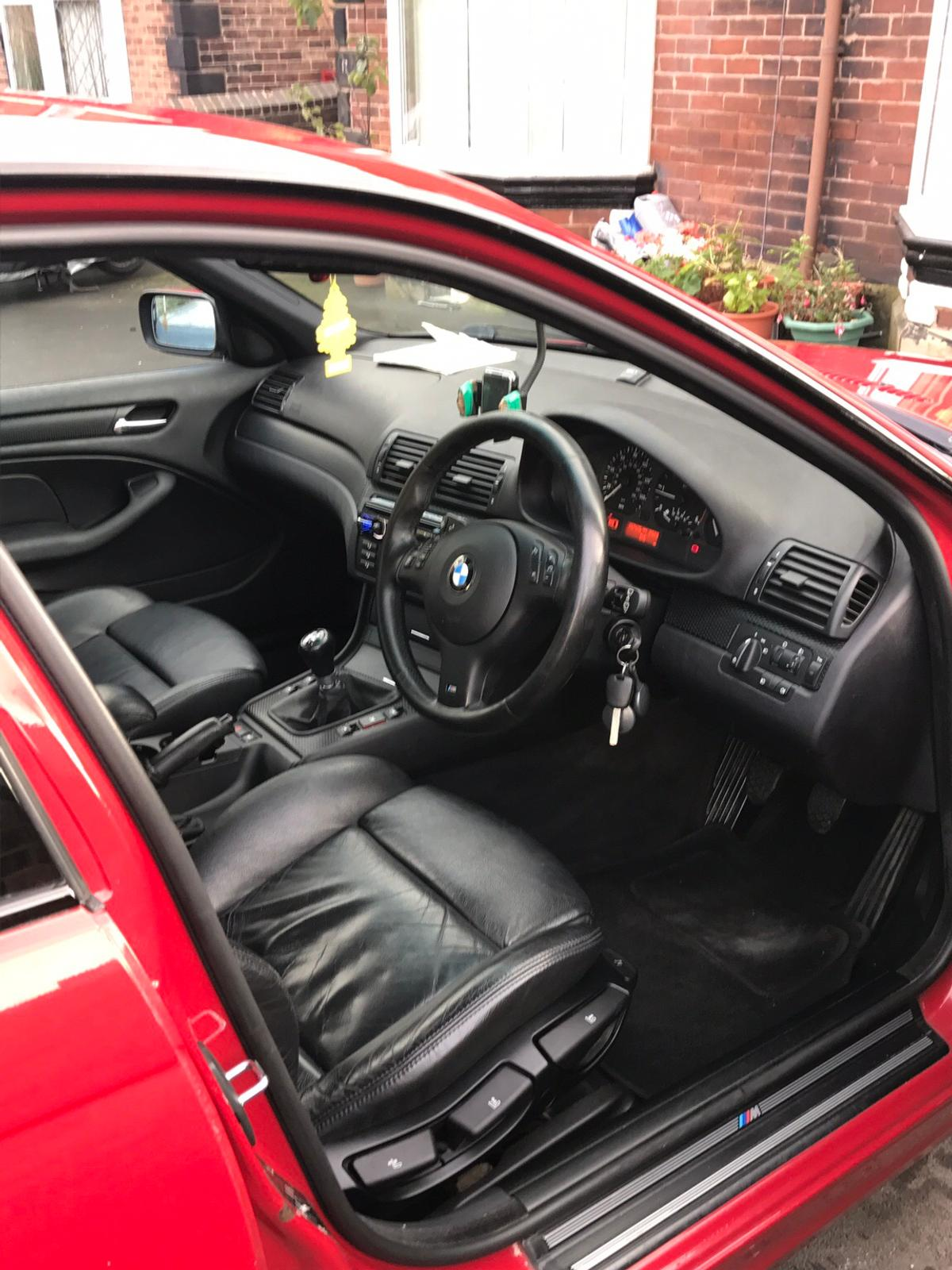BMW 320d M sport 330 m3 e46 in S3 Sheffield for £1,900 00 for sale