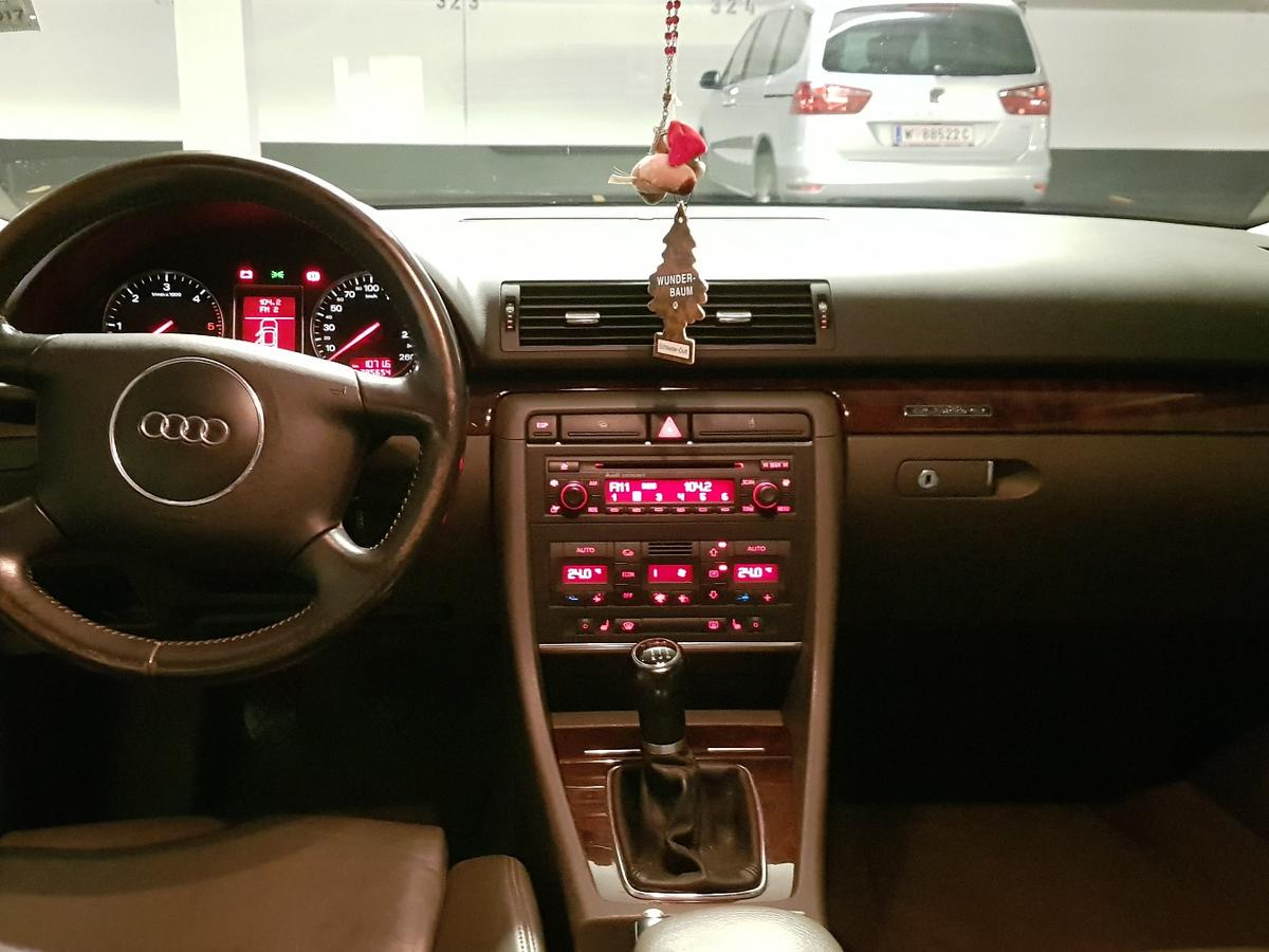Audi A4 B6 2 5 Tdi Abt Tuning In 1100 Wien For 2 900 00 For Sale Shpock