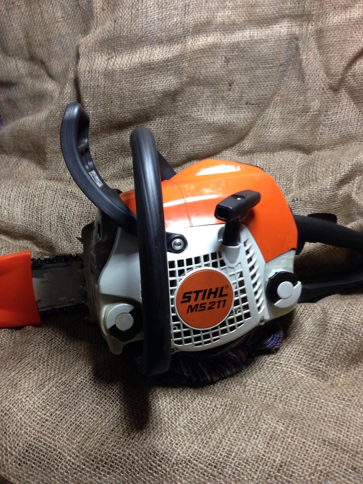 STIHL MS211/C PETROL CHAINSAW in ME10 Kemsley for £210 00 for sale