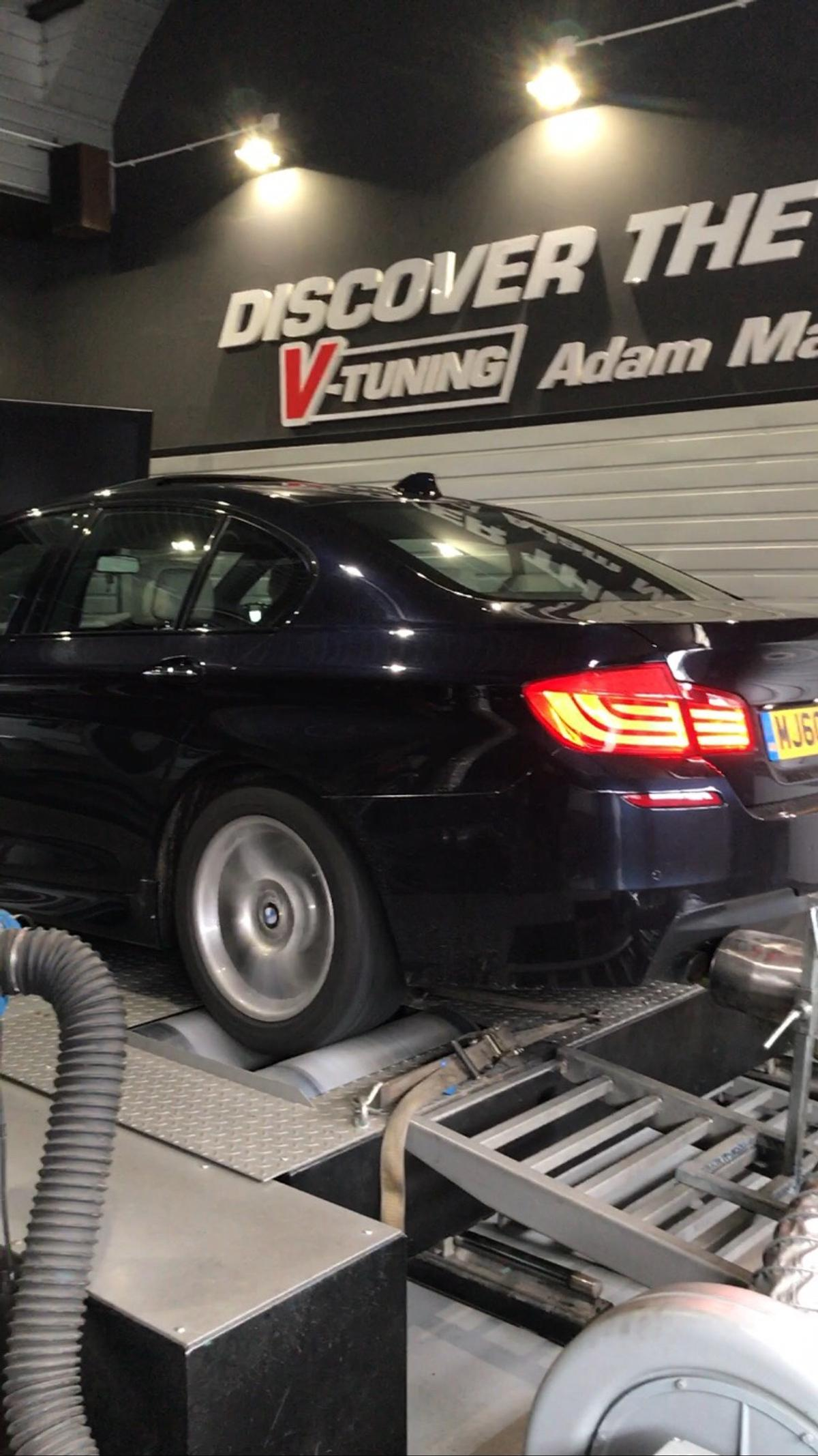Bmw f10 530d remap 280 bhp in E12 London for £10,800 00 for sale