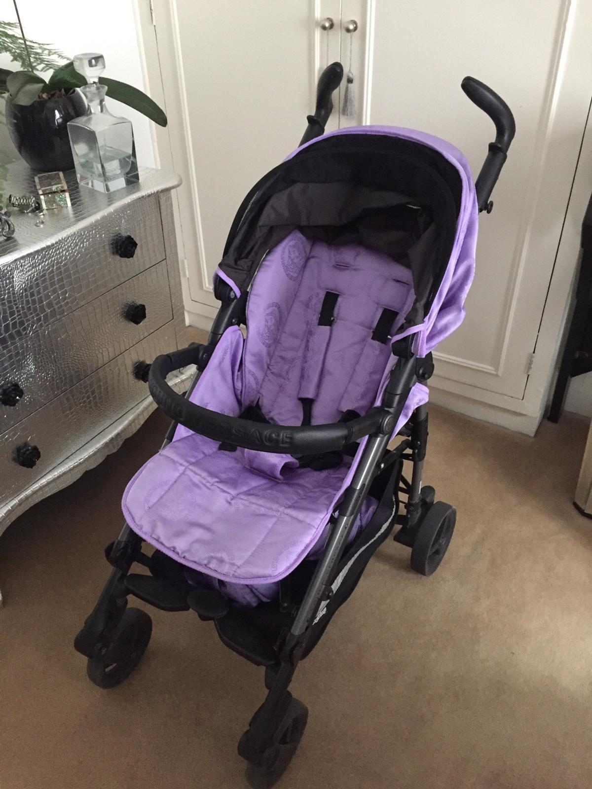 Young Versace Buggy With Rain Cover In Sw10 London For 430 00 For