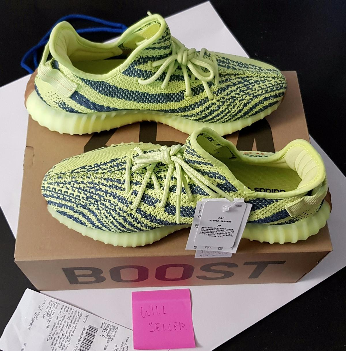 2b80605ea Adidas Yeezy Boost 350 V2 SEMI FROZEN YELLOW in 20121 Milano for ...